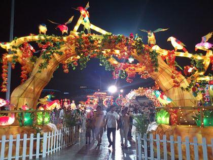 River Hongbao Festival